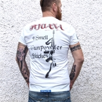 TIJUANA White t-shirt