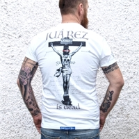 JUAREZ White t-shirt