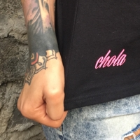 Chola Black t-shirt